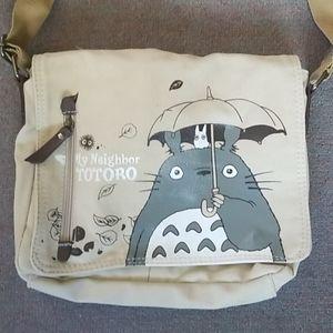 Handbags - My Neighbor Totoro Messenger Bag